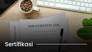 Jasa Sertifikasi ISO dan SMK3